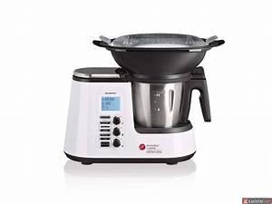 Robot De Cuisine Thermomix : nouvelle sortie du robot monsieur cuisine lidl ~ Melissatoandfro.com Idées de Décoration