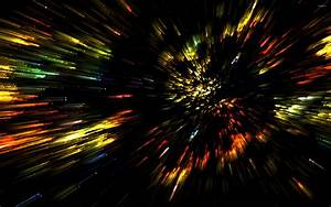 Colorful blurry lights wallpaper - Abstract wallpapers ...
