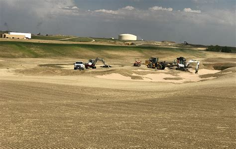 State's Newest Golf Course Gears Up The Greens Businessden