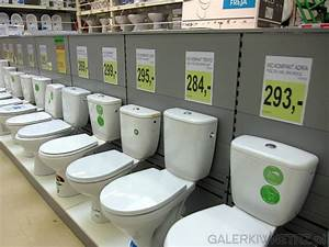 Rehausseur Toilette Adulte : excellent good affordable ogromny wybr kompaktw wc w leroy ~ Farleysfitness.com Idées de Décoration