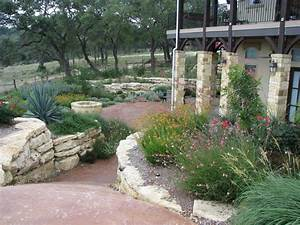 Country Garden Design : texas hill country xeriscaping hill country landscape i love this with the grasses a few ~ Sanjose-hotels-ca.com Haus und Dekorationen