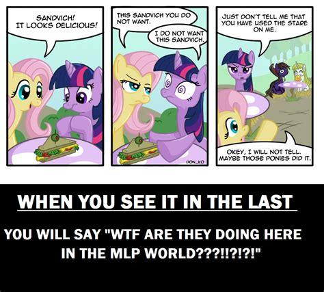 Mlp Memes - mlp question my little pony friendship is magic know your meme