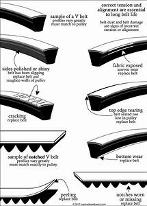 Inspect Engine Belt