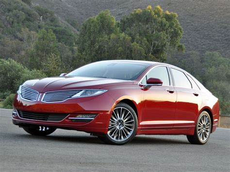 lincoln mkz test drive review cargurus