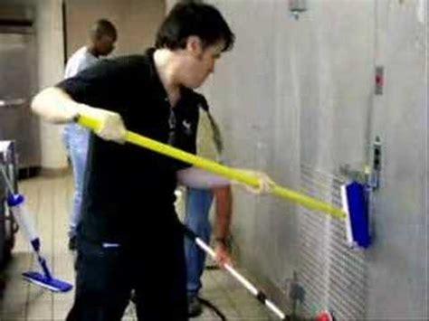 cleaning walls  commercial kitchen jkgcsem youtube