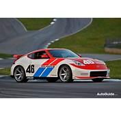 Nissan 370Z Race Car And Contingency Program Announced