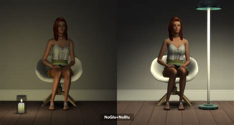"The Sims 4: Modders Release ""NoGlo"" and ""NoBlu"" Mods To"
