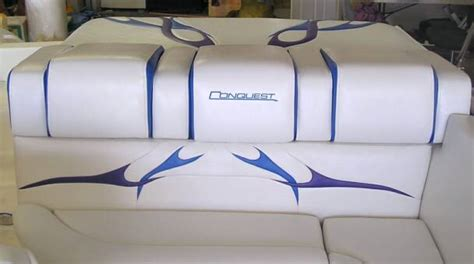 Boat Vinyl Upholstery Near Me by The Lakes Custom Upholstery Near Marble Falls