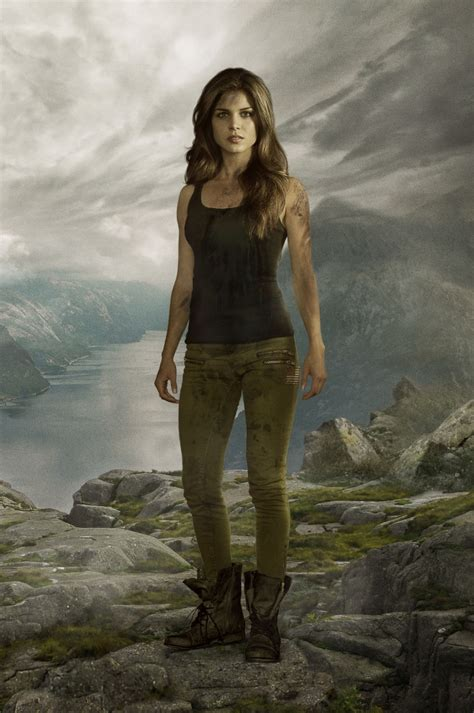 The Maze Runner Wallpaper Octavia Blake Images 740full The 100 Hd Wallpaper And Background Photos 39412984