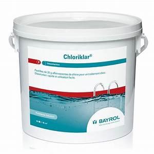 Chlore Pour Piscine : chlore choc bayrol chloriklar 5kg piscine shop ~ Edinachiropracticcenter.com Idées de Décoration