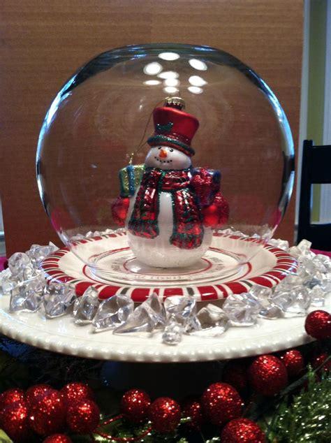 Snowman Table Decorations - best 25 fish bowl centerpieces ideas on bowl