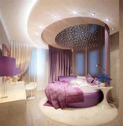 Purple Luxury Bedroom Designs  Home Decor