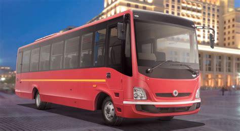 bharat benz tourist bus price list specs features mileage images
