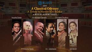 Festival of Indian Classical Music — Royal Albert Hall