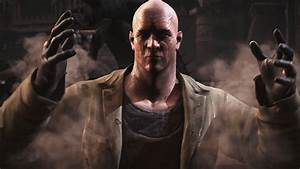 Mortal Kombat X - Jason Voorhees Unmasked/No Mask All ...