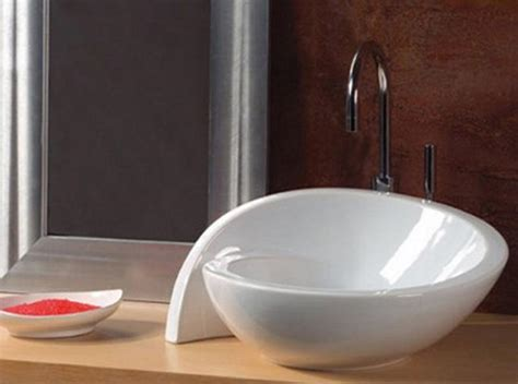 Contemporary Bathroom Sink Ideas-rilane