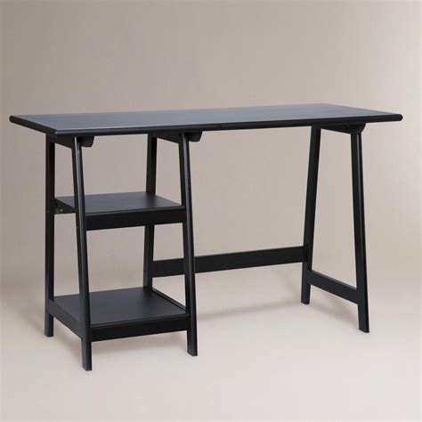 world market desk black alpine desk world market
