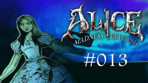 How To Make A Boat Game In Alice by Let S Play Alice Madness Returns 013 German I M On