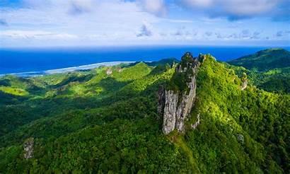 Pacific Islands South Cook Desktop Beaches Reefs