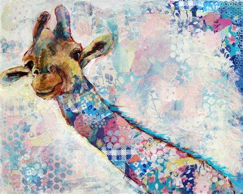 stunning wildlife mixed media artwork  sale  fine
