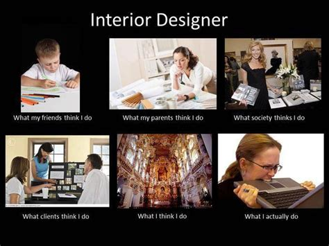 Designer Meme - artidsgn construction architectural and interior design humor stuff from an interior design