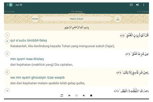 baixar grátis murottal quran dan terjemahan bahasa indonesia