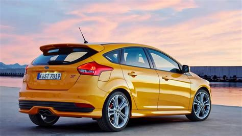 ford focus st 2 0 ecoboost news 2017 ford focus st 2 0 ecoboost