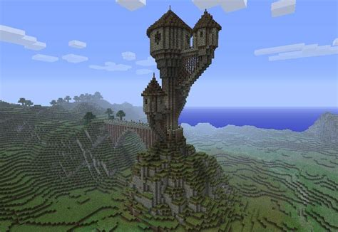 towers minecraft building