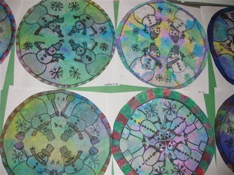 image result   grade art projects  spring winter art lesson elementary art projects