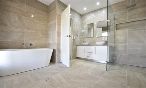 how to make your new bathroom easy to clean by design 5 tips ats tiles and bathrooms