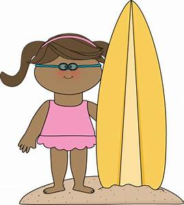 Summer Kids Clip Art - Summer Kids Images
