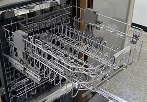 kitchenaid kdtm704ess dishwasher review reviewedcom With kitchenaid dishwasher racks