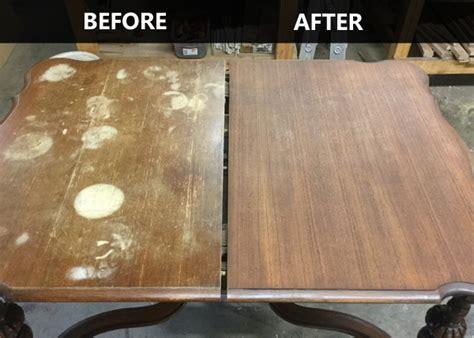 table top refinishing    virginia woodworking