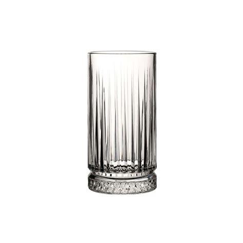 Bicchieri In Vetro by Bicchiere Elysia In Vetro Decorato Cl 45 5 364546 Rgmania