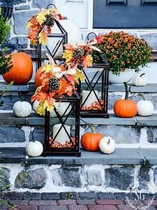 fall lanterns diy outdoor fall decor 13 easy projects With katzennetz balkon mit home garden decoration