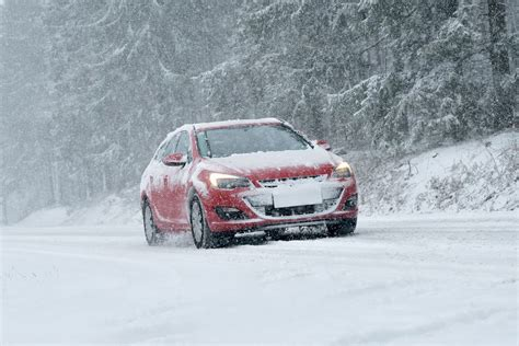 Winter Driving Tips And Safety Guide