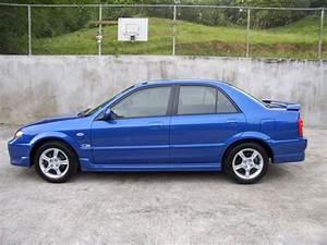 Psych0tic 2003 Mazda Protege Specs  Photos  Modification