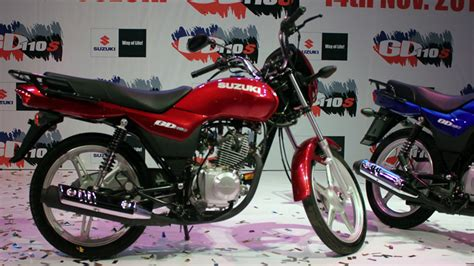Suzuki Gd110s Bike Price In Pakistan, Pics, Features