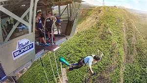 New Zealand Highest Bungy Jump !! - YouTube