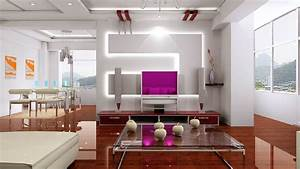 The best gypsum wall designs for living room false