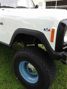 Sell Used 1973 Jeep Commando 4wd  4x4  Ram Jet 350  Restored Classic  Restomod  Rv Towable In