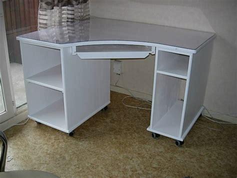 bureau d angle laqué blanc bureau d 39 angle laqué blanc louis l 39 ébéniste