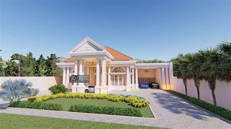 gambar desain rumah mewah  lantai griya rumah