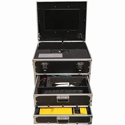 Portable Surveillance Vehicle System Dahua Under Mobile