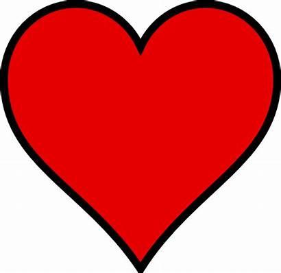 Heart Clker Clip Clipart