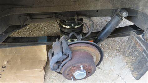 suspension pneumatique additionnelle sur ducato