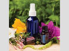 DIY Herbal Hairspray dōTERRA Essential Oils
