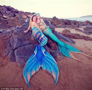 Real Life Ariel Mermaid
