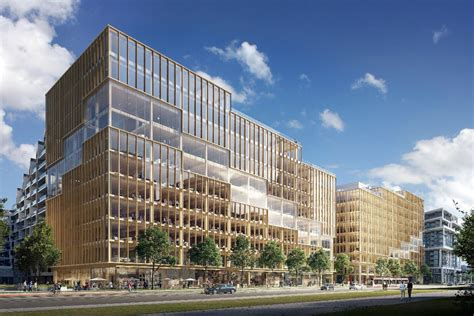 plans  north americas tallest timber office building