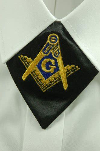 tie masonic cravat master mason square compass